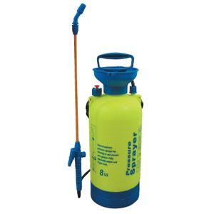 Pulverizador de pressão manual, 8L. Qualidade Superior