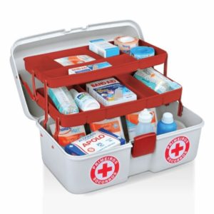Kits Completo de Primeiros Socorros de Qualidade