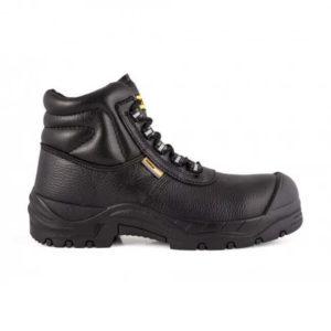 Rebel JIGGA Safety Boot Black STC 300° tam 43