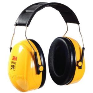 Abafador de ruído 3M-H-H9A
