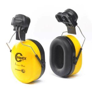 Abafador para capacete InterEX